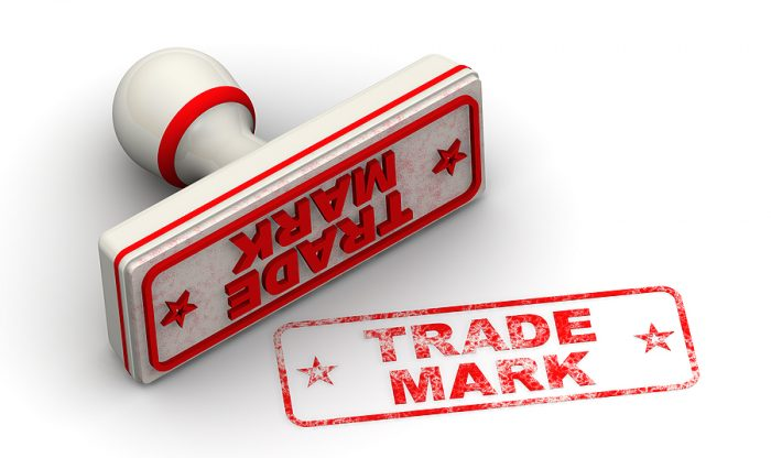 Trademark seal and imprint