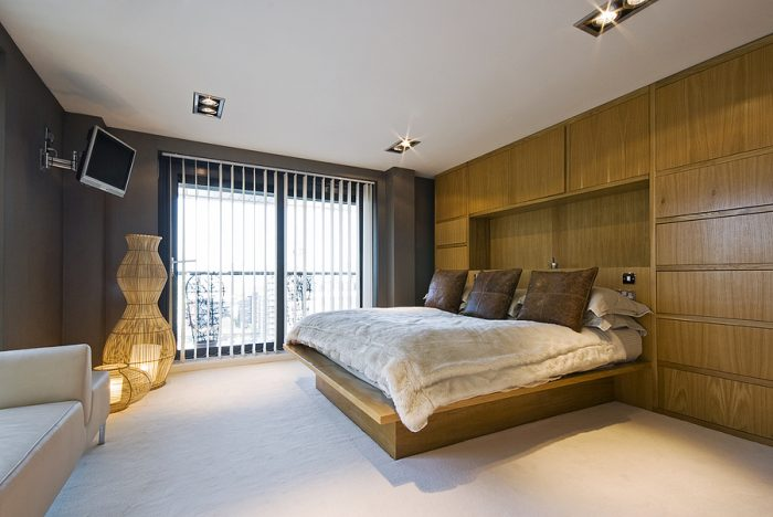 Stunning wall bed in Sydney