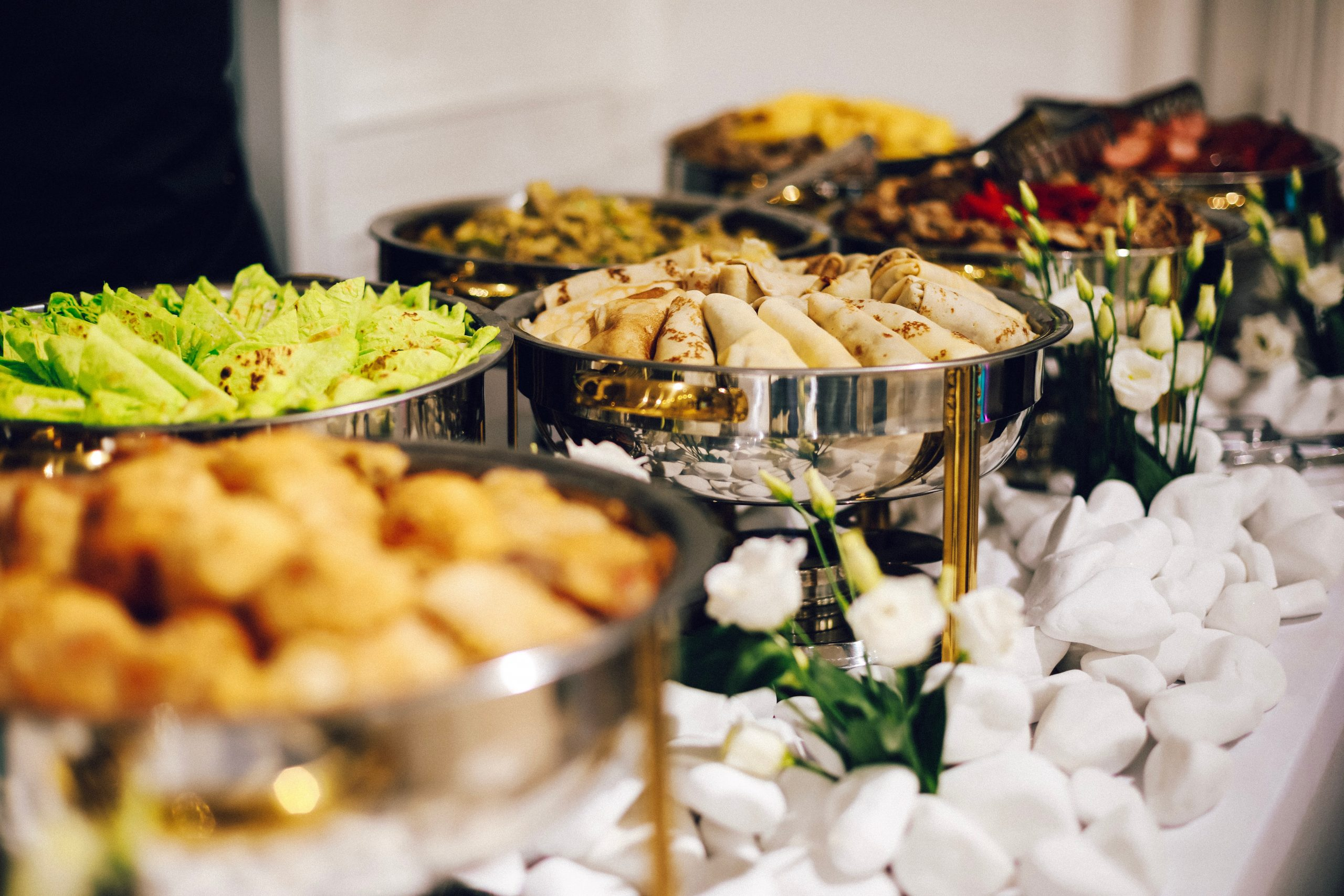 Professional Melbourne catering services
