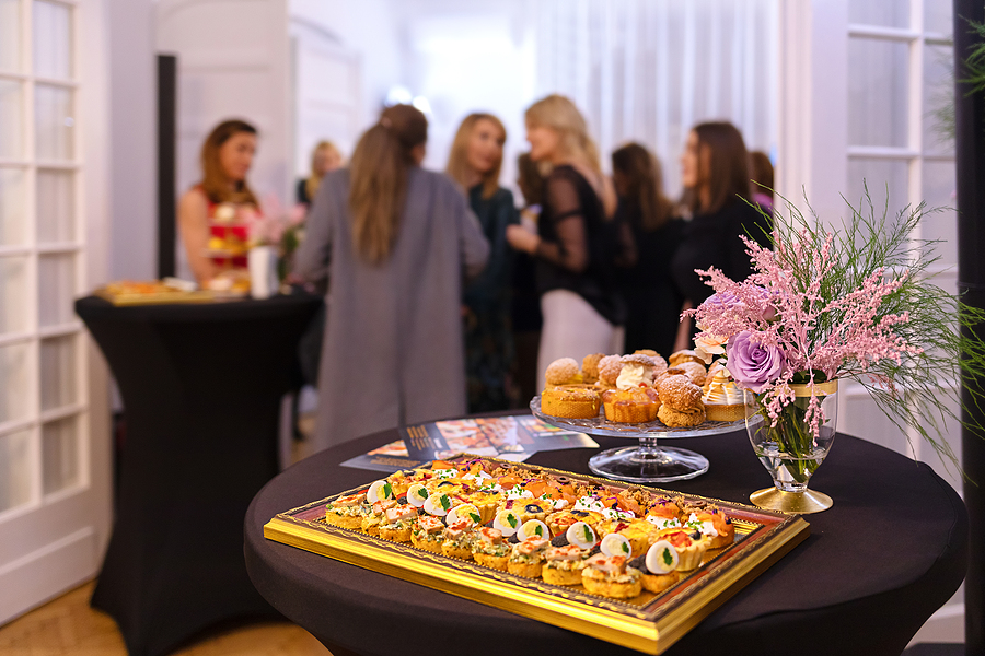Corporate catering in Sydney